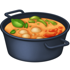 Pot Of Food facebook emoji