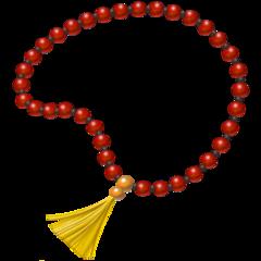 Prayer Beads facebook emoji