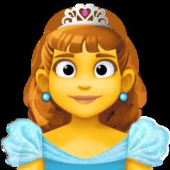 Princess facebook emoji
