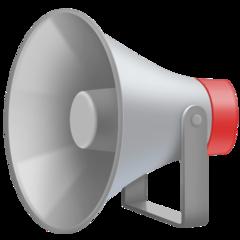 Public Address Loudspeaker facebook emoji