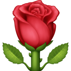 Rose facebook emoji