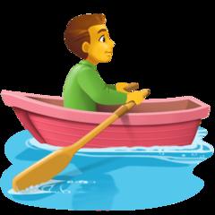 Rowboat facebook emoji