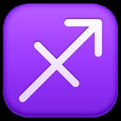 Sagittarius facebook emoji