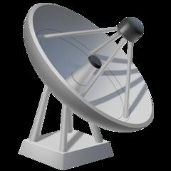 Satellite Antenna facebook emoji