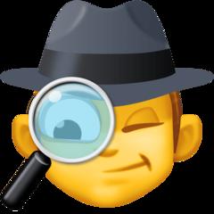 Sleuth Or Spy facebook emoji