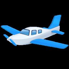 Small Airplane facebook emoji