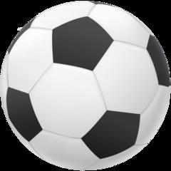 Soccer Ball facebook emoji