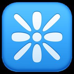 Sparkle facebook emoji