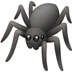 Spider facebook emoji