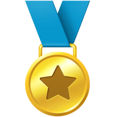 Sports Medal facebook emoji