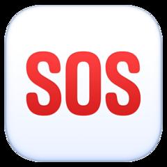 Squared Sos facebook emoji