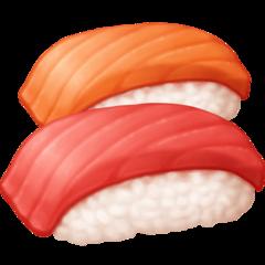 Sushi facebook emoji