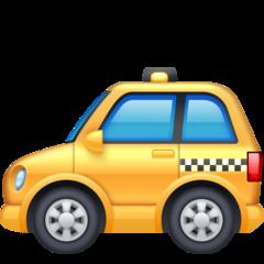 Taxi facebook emoji