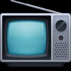 Television facebook emoji