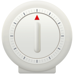 Timer Clock facebook emoji