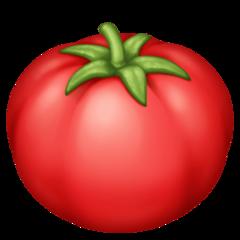 Tomato facebook emoji