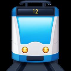 Tram facebook emoji