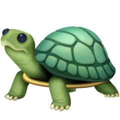 Turtle facebook emoji