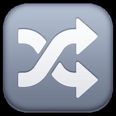 Twisted Rightwards Arrows facebook emoji