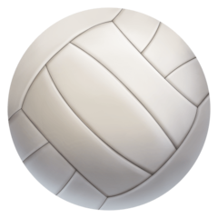 Volleyball facebook emoji