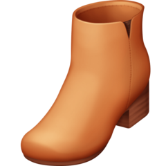 Womans Boots facebook emoji