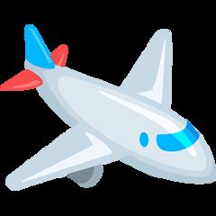Airplane facebook messenger emoji