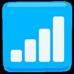 Antenna With Bars facebook messenger emoji