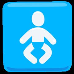 Baby Symbol facebook messenger emoji