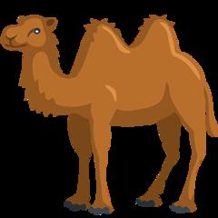 Bactrian Camel facebook messenger emoji