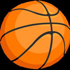 Basketball And Hoop facebook messenger emoji