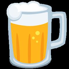 Beer Mug facebook messenger emoji