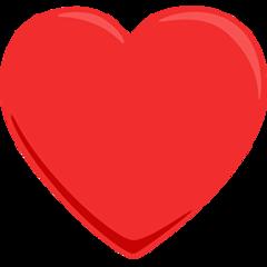 Black Heart Suit facebook messenger emoji