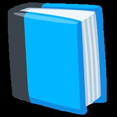 Blue Book facebook messenger emoji