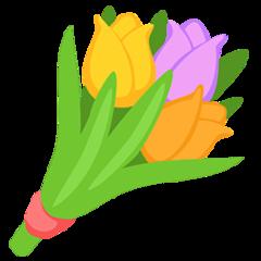 Bouquet facebook messenger emoji