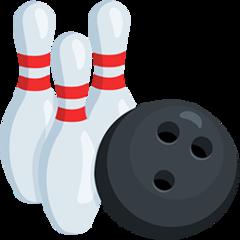 Bowling facebook messenger emoji