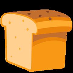 Bread facebook messenger emoji