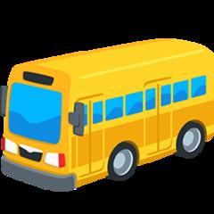 Bus facebook messenger emoji
