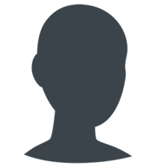 Bust In Silhouette facebook messenger emoji
