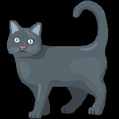 Cat facebook messenger emoji