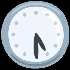 Clock Face Five-thirty facebook messenger emoji