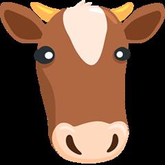 Cow Face facebook messenger emoji