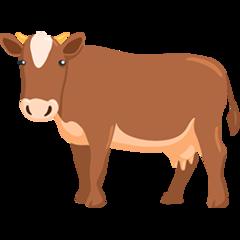 Cow facebook messenger emoji