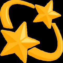 Dizzy Symbol facebook messenger emoji