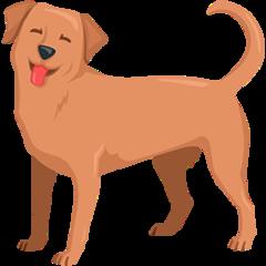Dog facebook messenger emoji