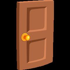 Door facebook messenger emoji