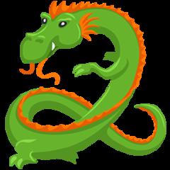 Dragon facebook messenger emoji