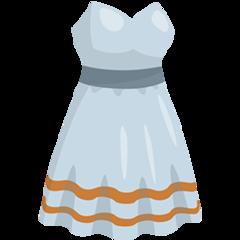 Dress facebook messenger emoji