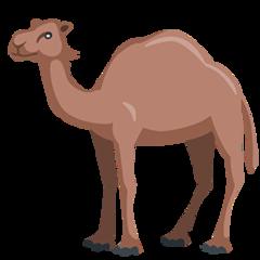 Dromedary Camel facebook messenger emoji