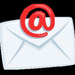 E-mail Symbol facebook messenger emoji