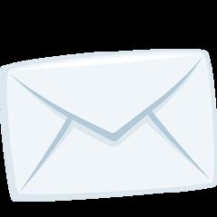 Envelope facebook messenger emoji